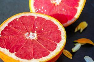 grapefruit om af te slanken